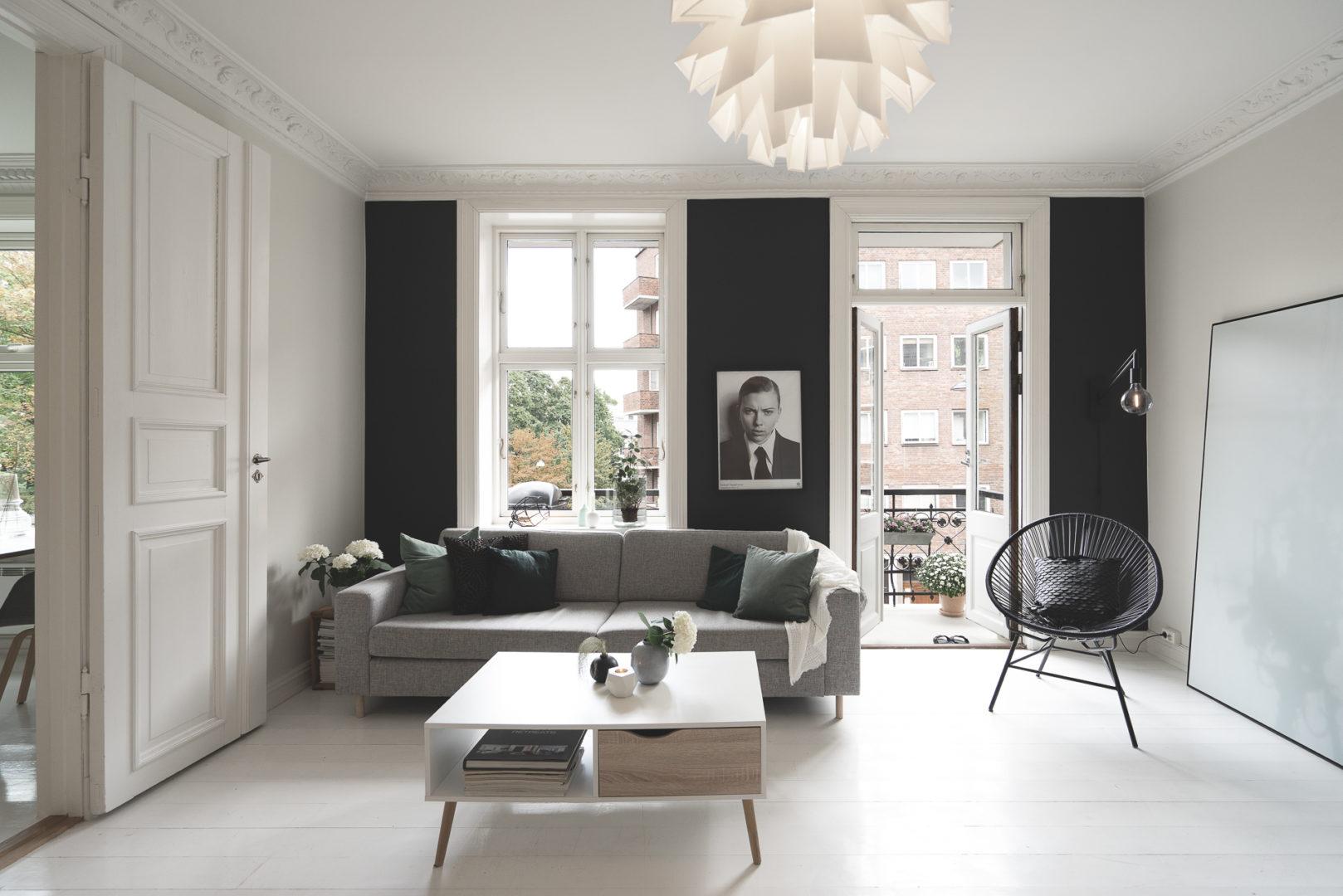 Picture of: Boligreportasje Klassisk Moter Moderne Pa St Hanshaugen