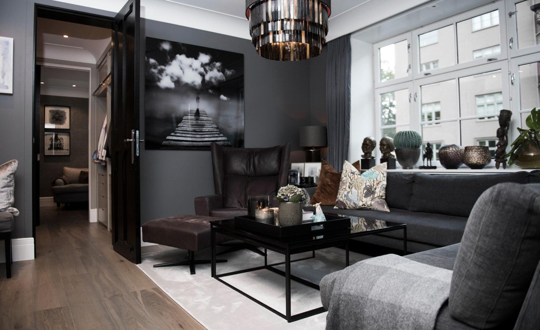 Picture of: Funksjonelt Sosialt Og Litt Etnisk Spesialbygget Suite I Odinsgate