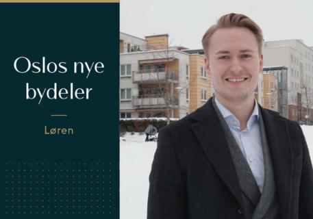 Oslos nye bydeler: Løren